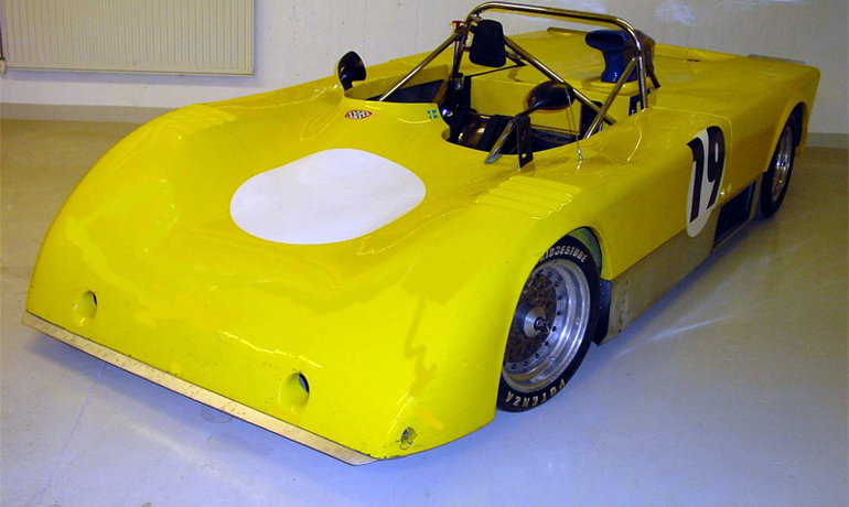 Lola T492, 1978.