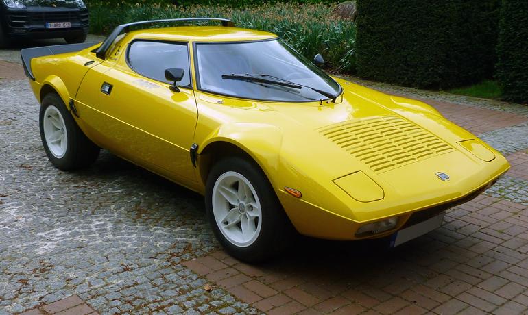 Lancia Stratos #001879