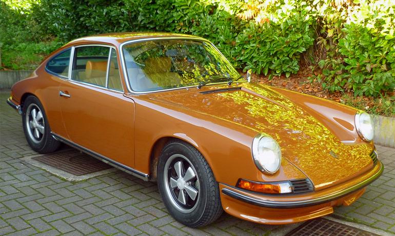 Porsche 911 T 2.4, 1973.