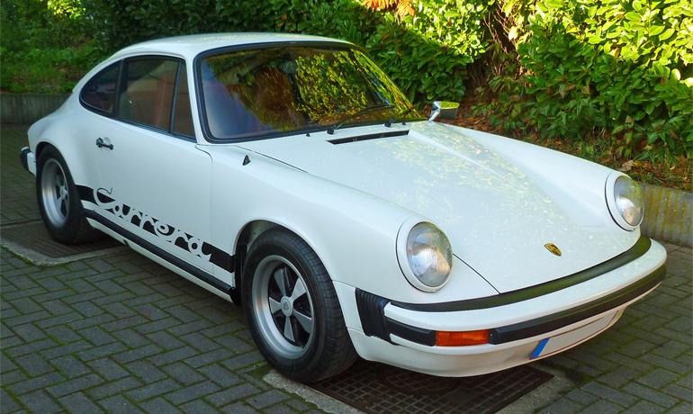 Porsche 911 Carrera 2.7 MFI, 1975.