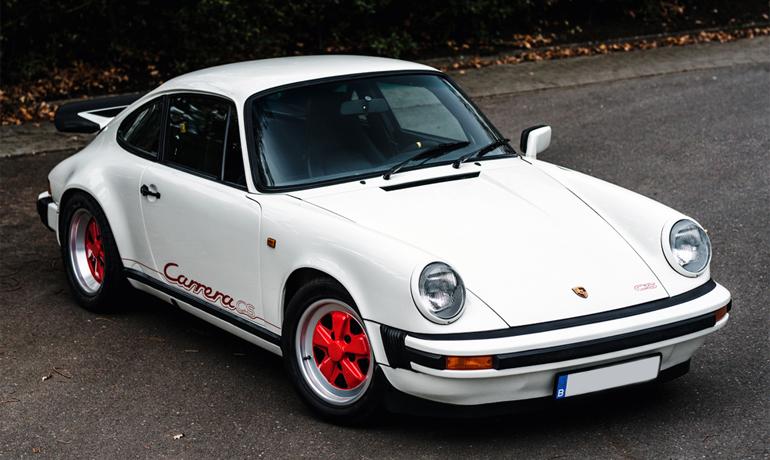 Porsche 911 Carrera Clubsport